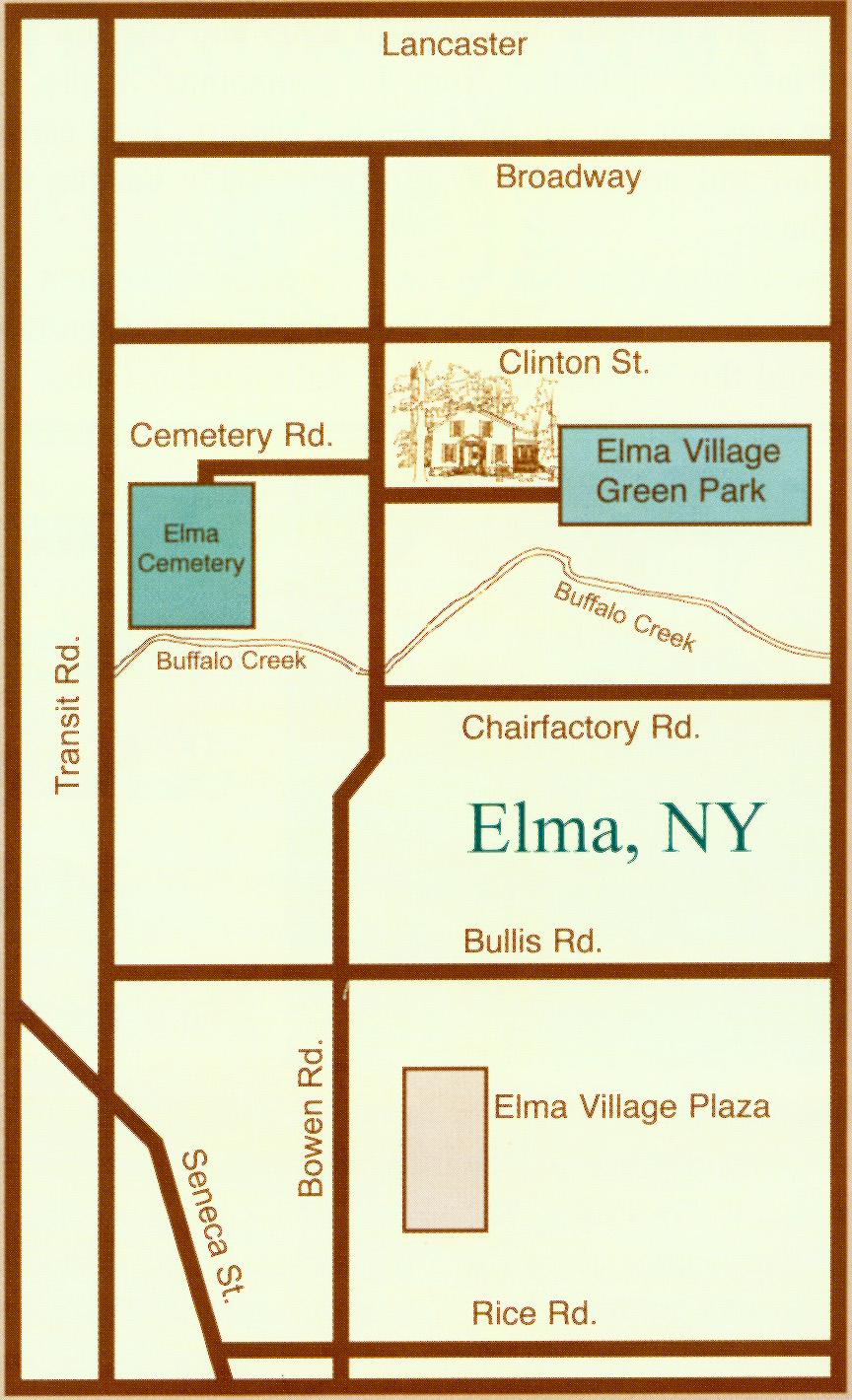 map of elma